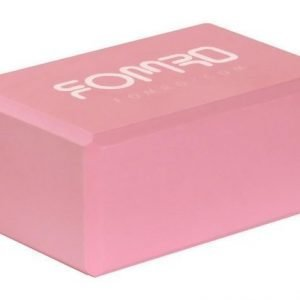 10kpl Fomro Yoga Block Light Pink
