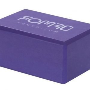 10kpl Fomro Yoga Block Purple