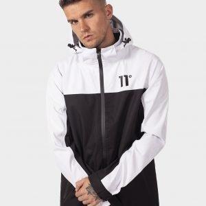 11 Degrees Colour Block Jacket Valkoinen