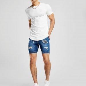 11 Degrees Rip Shorts Sininen