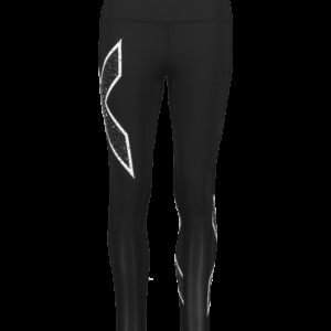 2xu Bonded Mid-Rise Compression Tights Trikoot