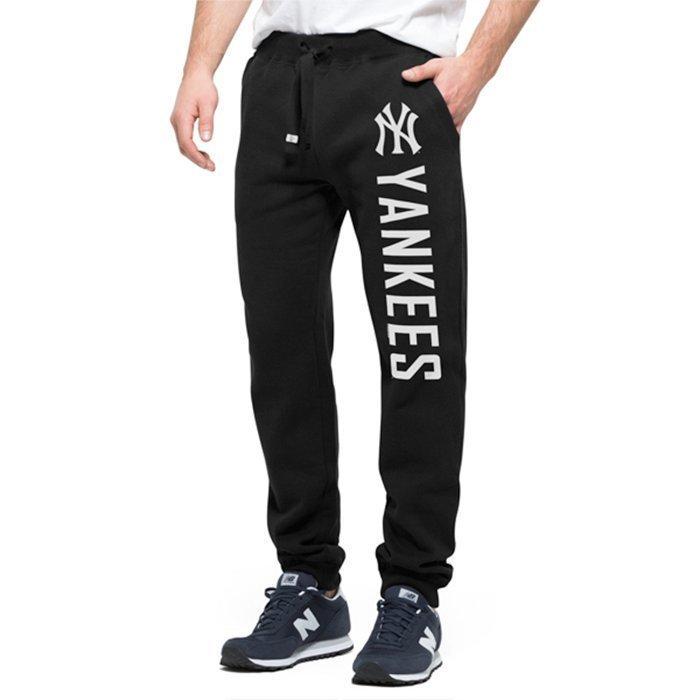 47 MLB East Side Pants New York Yankees Black Large