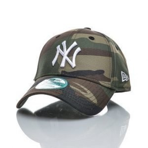 940 League Basic Woodland Yankees