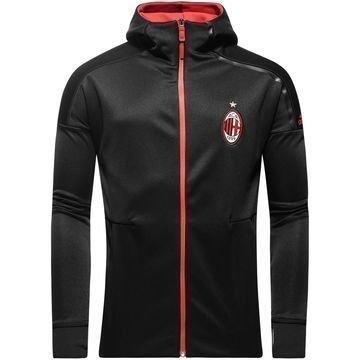 AC Milan Huppari Anthem Z.N.E. Musta/Punainen
