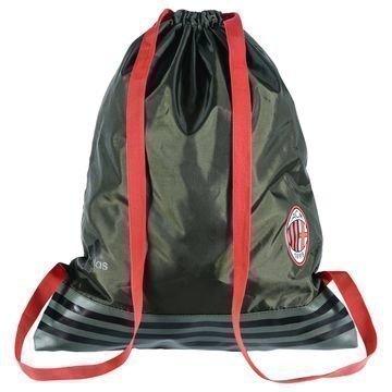 AC Milan Kenkäpussi Vihreä/Punainen/Musta