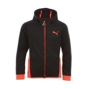 ACTIVE Tech Fleece Hooded Jacket Jr