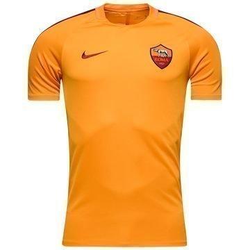 AS Roma Treenipaita Dry Top Oranssi/Viininpunainen