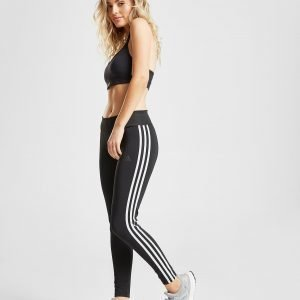 Adidas 3-Stripes Essentials Leggingsit Musta