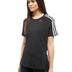 Adidas 3-Stripes Training T-Shirt Musta