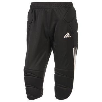 Adidas 3/4 Goalkeeper Housut Tierro 13 Musta