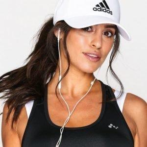 Adidas 6p Cap Cotton Lippalakki Valkoinen
