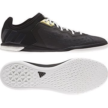 Adidas ACE 16.1 Court Boost IN Viper Pack Harmaa/Musta