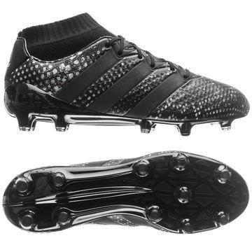 Adidas ACE 16.1 Primeknit FG/AG Viper Pack Harmaa/Musta
