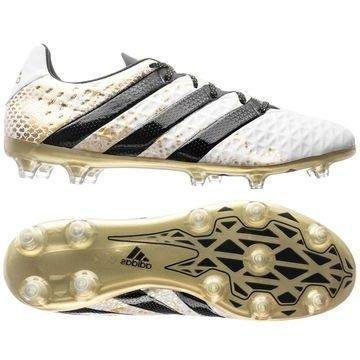 Adidas ACE 16.2 FG/AG Stellar Pack Valkoinen/Musta/Kulta