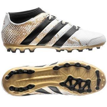 Adidas ACE 16.3 Primemesh AG Stellar Pack Valkoinen/Musta/Kulta Lapset