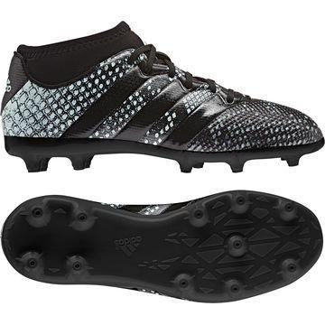 Adidas ACE 16.3 Primemesh FG/AG Viper Pack Harmaa/Musta Lapset