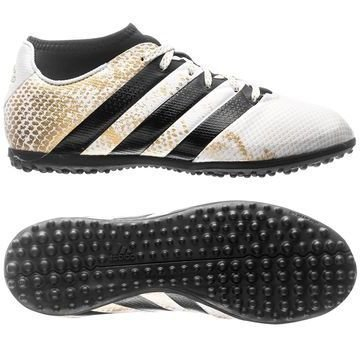 Adidas ACE 16.3 Primemesh TF Stellar Pack Valkoinen/Musta/Kulta Lapset