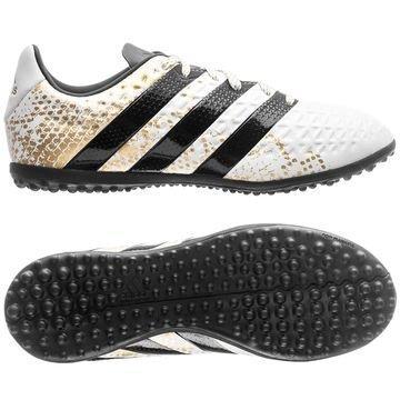 Adidas ACE 16.3 TF Stellar Pack Valkoinen/Musta/Kulta Lapset