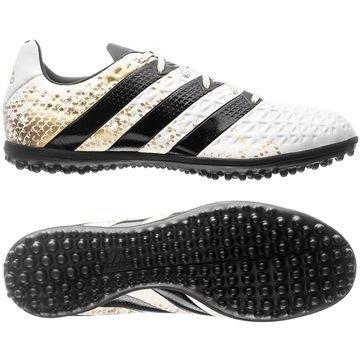 Adidas ACE 16.3 TF Stellar Pack Valkoinen/Musta/Kulta