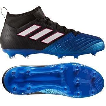 Adidas ACE 17.1 FG/AG Blue Blast Musta/Valkoinen/Sininen Lapset