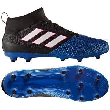 Adidas ACE 17.2 Primemesh FG/AG Blue Blast Musta/Valkoinen/Sininen