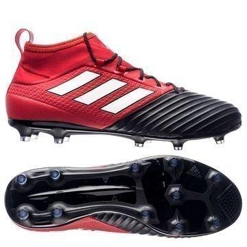 Adidas ACE 17.2 Primemesh FG/AG Red Limit Punainen/Valkoinen/Musta