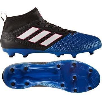 Adidas ACE 17.3 Primemesh FG/AG Blue Blast Musta/Valkoinen/Sininen