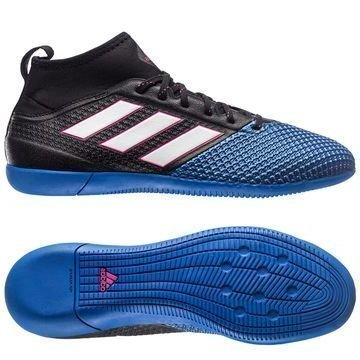 Adidas ACE 17.3 Primemesh IN Blue Blast Musta/Valkoinen/Sininen