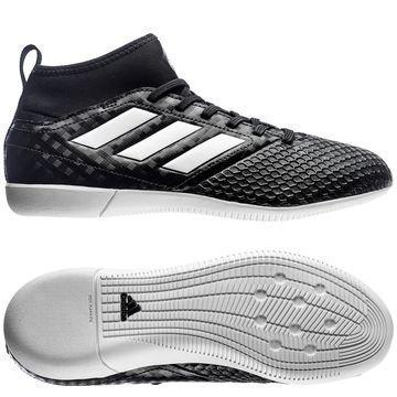 Adidas ACE 17.3 Primemesh IN Chequered Black Musta/Valkoinen Lapset