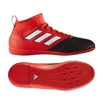 Adidas ACE 17.3 Primemesh IN Red Limit Punainen/Valkoinen/Musta Lapset