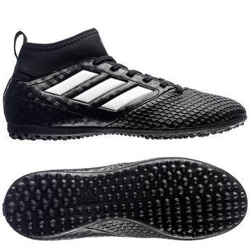 Adidas ACE 17.3 Primemesh TF Chequered Black Musta/Valkoinen Lapset