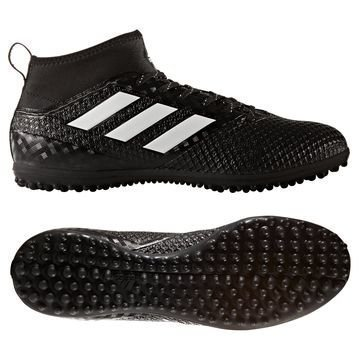 Adidas ACE 17.3 Primemesh TF Chequered Black Musta/Valkoinen/Hopea