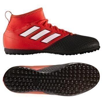 Adidas ACE 17.3 Primemesh TF Red Limit Punainen/Valkoinen/Musta Lapset