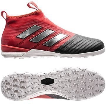 Adidas ACE Tango 17+ PureControl Boost IN Red Limit Punainen/Valkoinen/Musta