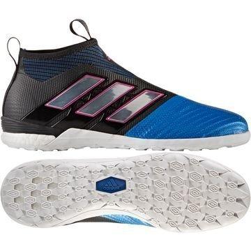 Adidas ACE Tango 17+ PureControl IN Blue Blast Musta/Valkoinen/Sininen