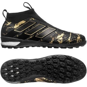 Adidas ACE Tango 17+ TF Pogba Capsule Collection Musta/Kulta LIMITED EDITION