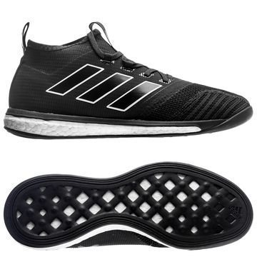 Adidas ACE Tango 17.1 Trainer Street Chequered Black Musta/Valkoinen