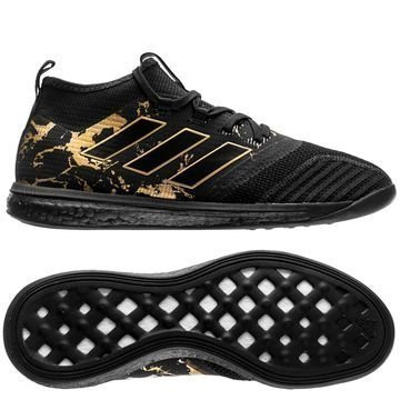 Adidas ACE Tango 17.1 Trainer Street Pogba Capsule Collection Musta/Kulta LIMITED EDITION