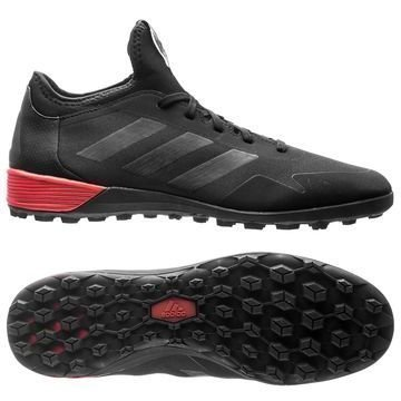 Adidas ACE Tango 17.2 TF Red Limit Musta/Harmaa/Punainen