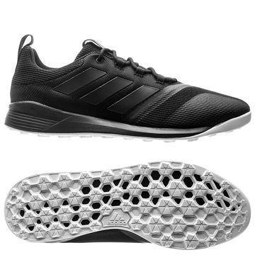 Adidas ACE Tango 17.2 Trainer Street Chequered Black Musta/Valkoinen