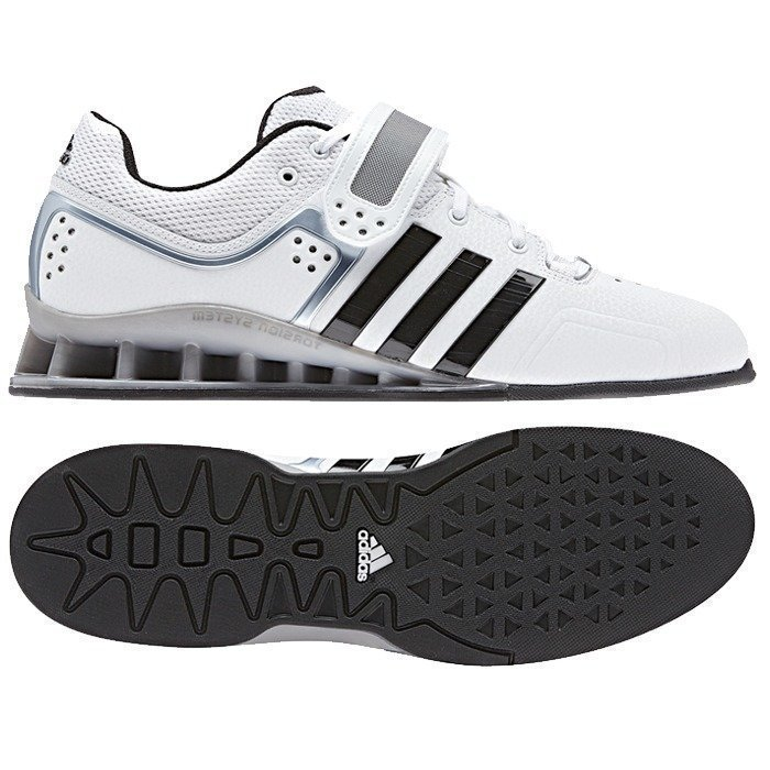 Adidas ADIPOWER white 47 1/3