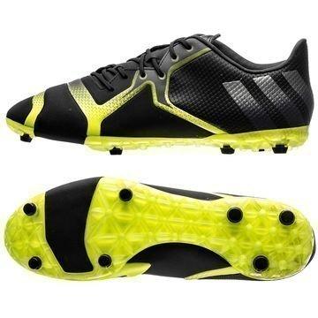 Adidas Ace 16+ TKRZ Musta/Hopea/Keltainen