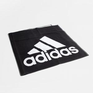 Adidas Badge Of Sport Large Towel Musta
