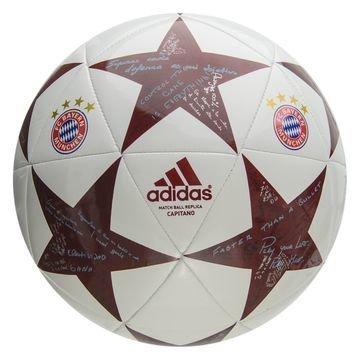 Adidas Bayern München Jalkapallo Champions League 2016 Final Capitano Valkoinen