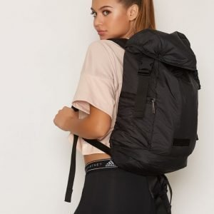 Adidas By Stella Mccartney Backpak L Pad Treenilaukku Musta