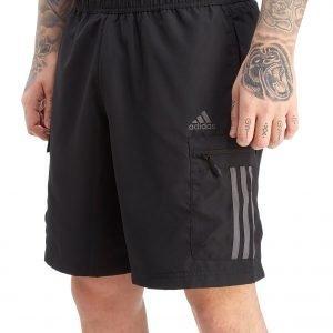 Adidas Cargo Shorts Musta