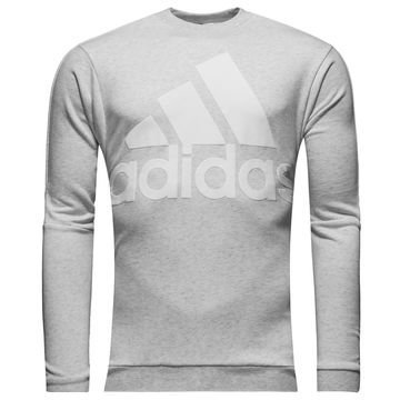 Adidas Collegepaita Heavy Terry Crew Valkoinen