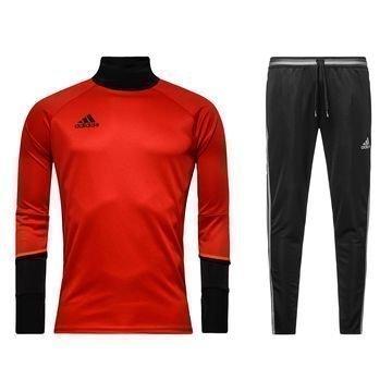 Adidas Condivo 16 Peliasu Punainen/Musta Lapset