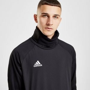Adidas Condivo 18 Warm Top Musta
