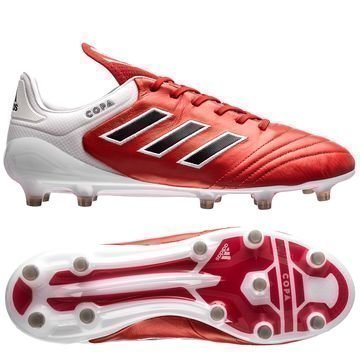 Adidas Copa 17.1 FG Red Limit Punainen/Musta/Valkoinen